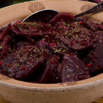 Hot Spiced Beets
